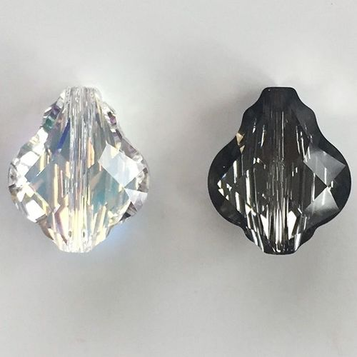 Swarovski Baroque Bead, 14 mm