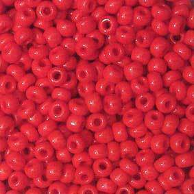 2,0 mm Rocailles rot, 10 g