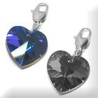 Swarovski Heart, 18 mm